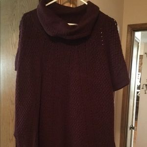 Loose cowl neck sweater size 18-20